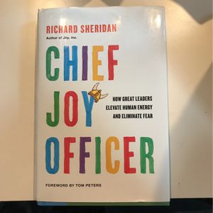 Chief Joy Officer Hard Copy for Sale in Beaverton, OR