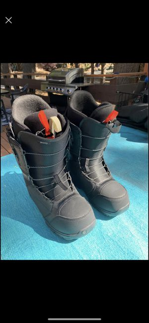 Burton Snowboard Boots for Sale in Running Springs, CA