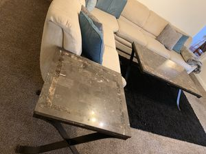 Coffee Table and End Table for Sale in Stockton, CA
