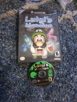 Gamecube LUIGIS MANSION for Sale in Modesto, CA
