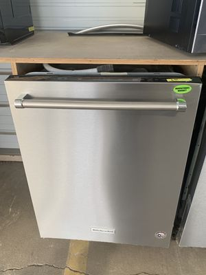 KITCHEN AID!!! STAINLESS STEAL!! $39 DOWN! NO CRÉDIT CHECK for Sale in Bellaire, TX