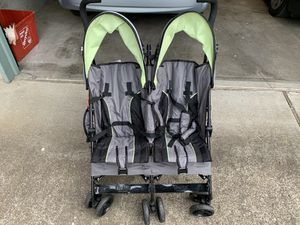 Delta double stroller. Almost new! for Sale in Aloha, OR