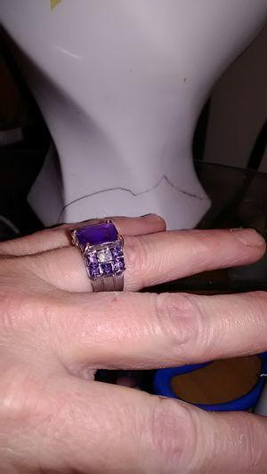 Sterling silver ring for Sale in Macon, GA