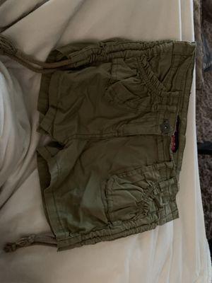 Army Green Jean Shorts for Sale in Pekin, IL