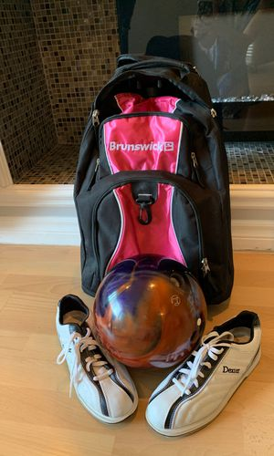 Professional bowling kit for Sale for sale  Hollywood, CA