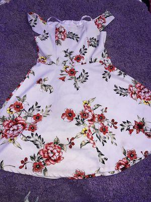Flower pattern dress for Sale in NJ, US