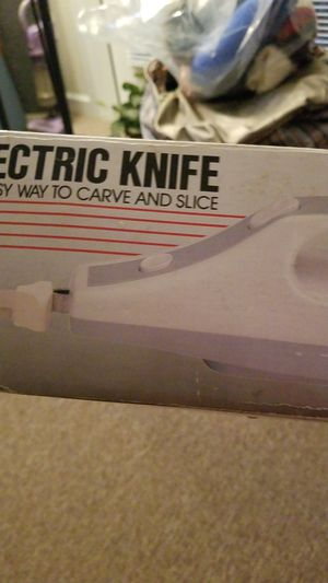 Electric knife for Sale in Virginia Beach, VA