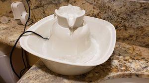 New Pet Ceramic Water Fountain for Sale in El Monte, CA