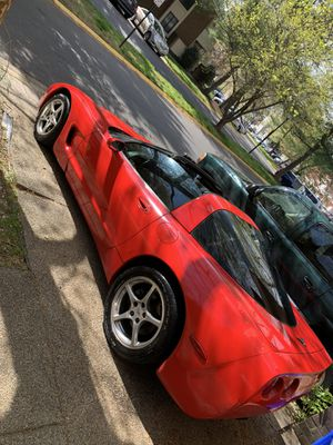 ‼️Up for Sale ‼️This beautiful Red Chevy Corvette in great condition for Sale in Gaithersburg, MD
