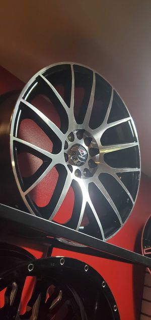 WHEEL FOR CAMRRY, COROLLA. RAV4. HYUNDAI. FINANCE AVAILABLE WHIT $39 DOWN for Sale in Miami, FL