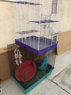 Small animal cages for Sale in Lakeside, CA