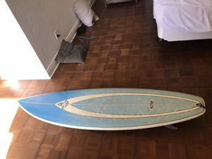 Surfboard Allen White shapes 6'10 for Sale in Fort Lauderdale, FL