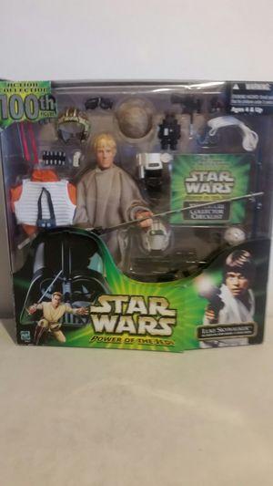 "Star Wars 12"" Luke Skywalker special collection action Figure. for Sale in ELEVEN MILE, AZ"