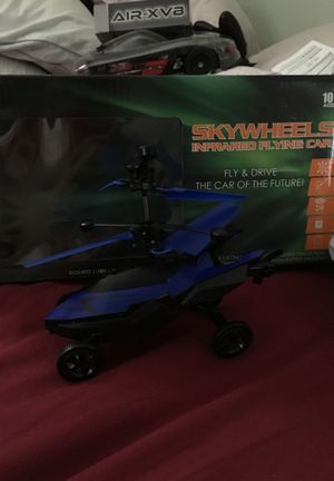 Sky wheels infrared flying car for Sale in North Providence, RI