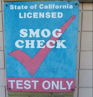 Smog Check for Sale in Riverside, CA