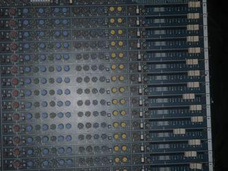 Allen And Heath Mix Wizard 16:2 Channel Board for Sale in Nashville,  TN