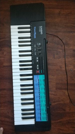 Casio CA-100 tone bank keyboard for Sale in North Fort Myers, FL