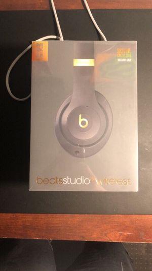 Beats by Dre Studio 3 wireless headphones for Sale in Caldwell, NJ