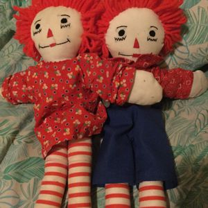 Raggedy Ann and Andy for Sale in Fresno, CA