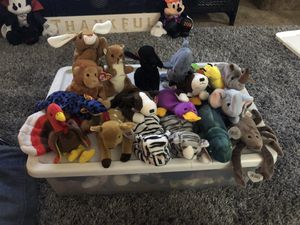 Beanie baby collection!! for Sale in Oakley, CA