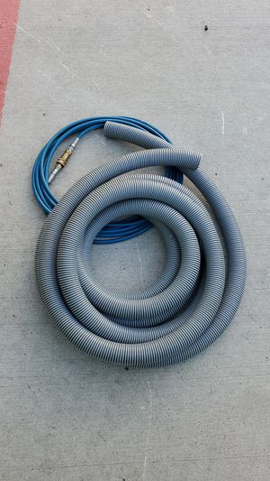 Vacumm and water solution hose for Sale in Dallas, TX