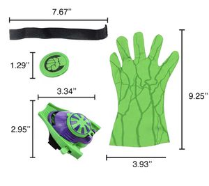Hulk Superhero Magic Gloves for Kids for Sale in Norfolk, VA