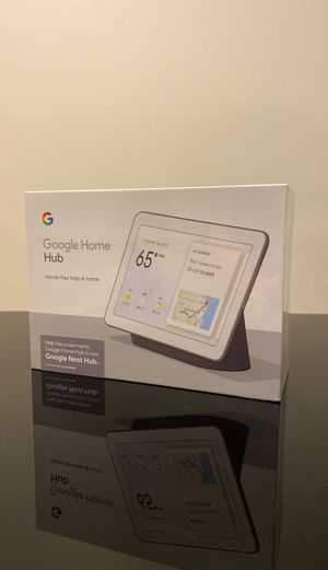 Google Home Hub Brand New in the Box for Sale in Rogers, MN