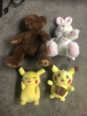 Stuffed Animals Lot for Sale in Nashua, NH