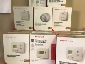 Big Sale On Honeywell thermostats from $20 and up for Sale in Atlanta, GA