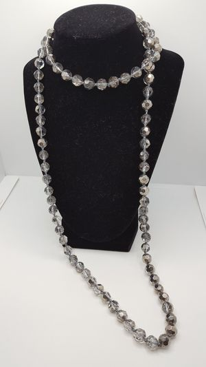 """BoHo vintage Necklace, unique for it's elegance, silver tone. 44""""inches length, Can be used as two Necklaces. New with out tag. for Sale in Covington, KY"""