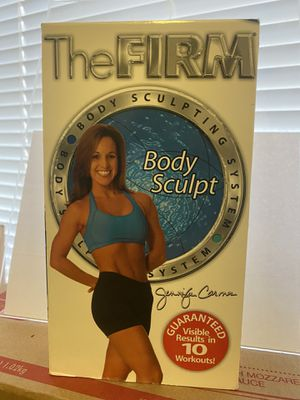The Firm Body Sculpt VHS 📼 Vintage for Sale in Albuquerque, NM