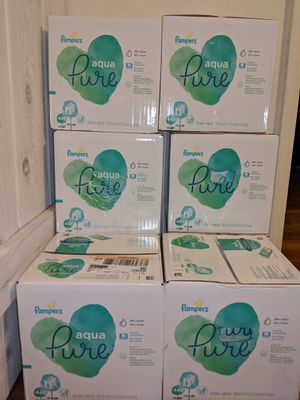 Pampers Pure Wipes for Sale in San Diego, CA
