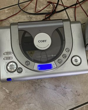 Stereo, Colby Micro CD/MP3 Stereo System for Sale in San Diego, CA