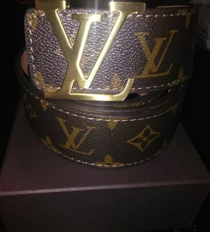 Louis Vuitton belt for Sale in Lanham, MD