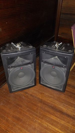 DS-15 Speakers for Sale in Columbus, OH