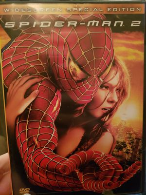 Spider-Man 2 DVD for Sale in Portland, OR