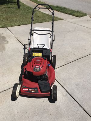 "Toro Self Propelled Lawn Mower 22""Cut for Sale in Lilburn, GA"