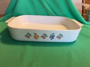 CorningWare Fruit Basket Lasagna Baking Pan for Sale in New Castle, IN