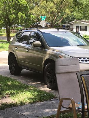 Nissan murano 2007 for Sale in Land O Lakes, FL