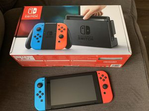 Nintendo Switch for Sale in Fullerton, CA