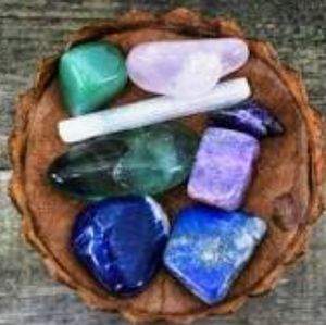 Healing immune system crystal and stone kit for Sale in San Diego, CA