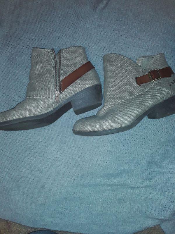 Size 8 Blowfish woman's boots