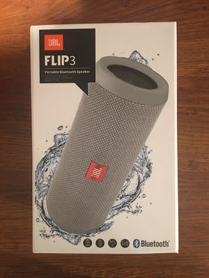 JBL FLIP 3 Portable Bluetooth Speaker for Sale in Philadelphia, PA