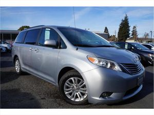 2014 Toyota Sienna for Sale in Concord, CA