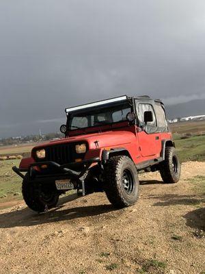 87 Jeep Wrangler for Sale in San Jacinto, CA
