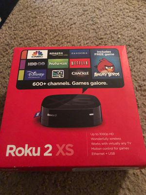 Roku 2 XS for streaming for Sale in Fort Hunt, VA