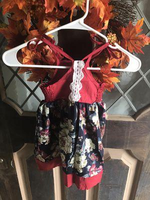 Little girls flower dress for Sale in Irving, TX