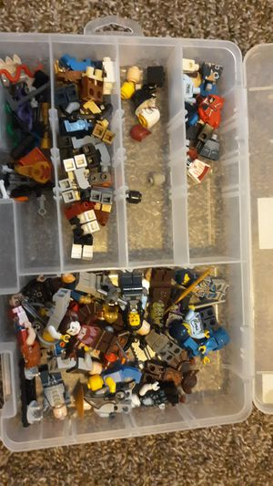 A bunch of legos for Sale in Quincy, IL