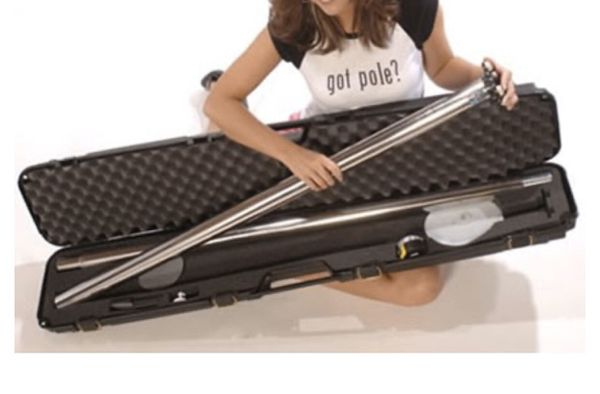 Lil' Mynx Portable Pro Pole with Carry Case