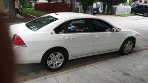 07 white chevy impala for Sale in Dallas, TX